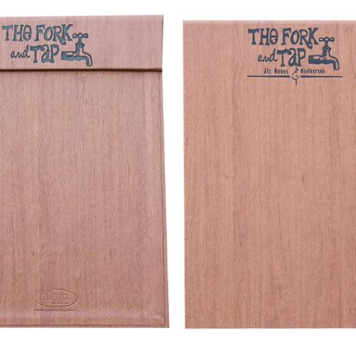 Custom menu boards for restaurants