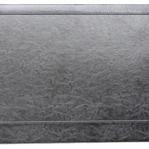 leather desk pad - designermenus.com.au