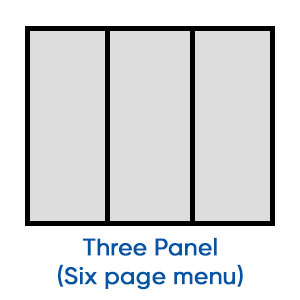 Three Panel